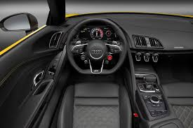 Audi R8 V10 Spyder - along came a spyder introducing the new audi r8 v10 leisure gcc