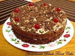 cake how to black forest cake recipe foodpunch