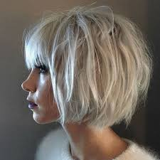 chin cut hairbob with cut in ends best 25 bob with bangs ideas on pinterest bob haircut with