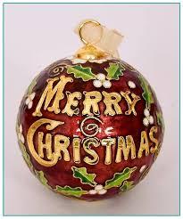 antler tree ornaments
