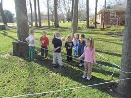 Backyard Obstacle Course Ideas Outdoor Adventures With Teach Preschool