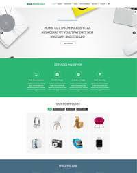 responsive free one page joomla templates