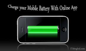 how to on android phone without the phone charge your mobile battery with app free