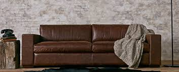 Leather Sofas Aberdeen Aberdeen Leather Sofa 32 H X 96 W X 41 D Sixpenny