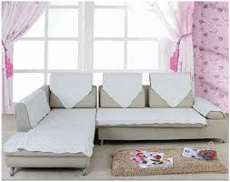 Sofa Covers White by Sectional Couch Covers 25 Best Ideas About No Sew Slipcover On
