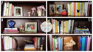 furniture home 30 unique how to organize a bookcase photo design