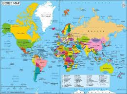clear world map with country names map world images major tourist attractions maps