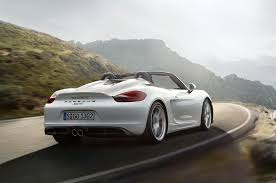 new porsche 928 revealed porsche boxster spyder debuts in new york rated at 375 hp