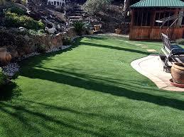Synthetic Grass Backyard Synthetic Lawn Hillrose Colorado Backyard Deck Ideas Backyard Design