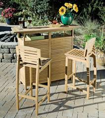 Bar Set Patio Furniture Patio Chairs Patio Pub Table And Chairs Outdoor Bar Height Table
