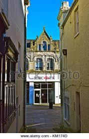 hsbc si e filiale hsbc nel centro storico di città messico df foto