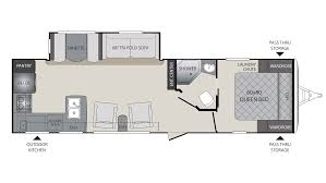 Keystone Floor Plans by 2018 Keystone Premier 29rkpr Model