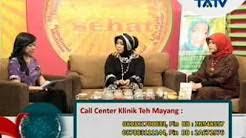 Teh Mayang solusi untuk sehat klinik teh mayang mium kista mandul 17 02