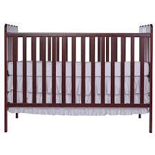 cherry wood crib amazon com
