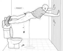 Public Bathroom Meme - how to use a public restroom imgur