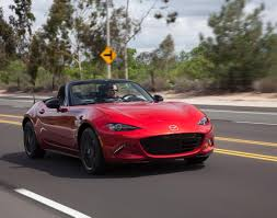 mazda convertible 2015 japan names mazda mx 5 miata car of the year ny daily news