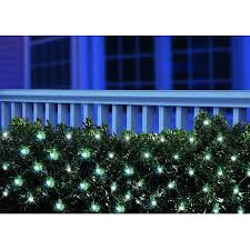 random twinkle led net lights holiday time led net light set green wire cool white christmas bulbs