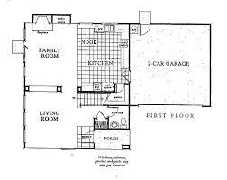 Square Floor Plans by Town Square Floor Plans Pleasanton Homes Ca