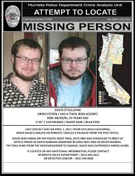 irish hiker missing on pacific crest trail in california cbs