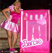 Barbie Costume Halloween Mattel U0027s Barbie Box Costume Photo 3 3