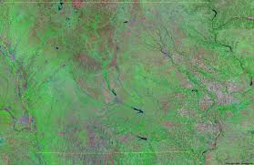 Google Maps Iowa Iowa Satellite Images Landsat Color Image