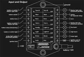 m unit wiring bmw k