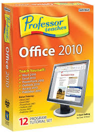 amazon com professor teaches office 2010