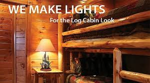 Log Cabin Lighting Fixtures Log Cabin Motel Light Outdoor Lighting Fixtures At A Log Log Cabin