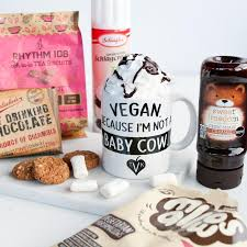 hot chocolate gift vegan hot chocolate gift box