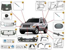 2002 jeep liberty fog lights 24 best jeep liberty kj parts diagrams images on pinterest jeep