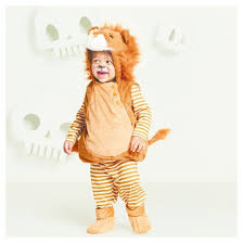 Baby Lion Costume Baby Plush Lion Vest Costume Hyde And Eek Boutique Target