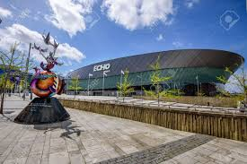 liverpool echo arena is an entertainment venue located on