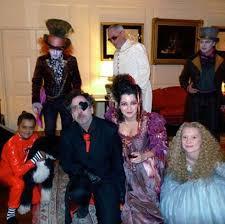 Johnny Depp Costumes Halloween Obamas U0027 Secret Alice Wonderland Themed Halloween Party