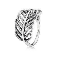 pandora jewelry light as a feather ring clear cz pandora jewelry us