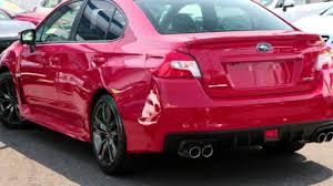 red subaru sedan 2015 subaru wrx v1 my16 premium lineartronic awd red black 8 speed