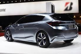 subaru concept cars tokyo motor show 2015 the next gen subaru impreza