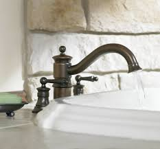 Moen Oil Rubbed Bronze Bathroom Faucet moen ts213nl nickel deck mounted roman tub faucet trim with