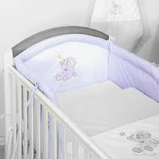 chambre bebe fille pas cher tour de lit bébé fille pas cher violet ours nuage l jurassien