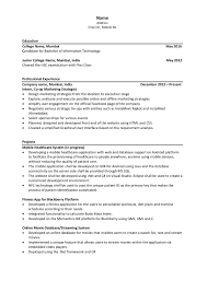 How To Write An Activities Resume For College Extracurricular Activities For Resume Free Resume Example And