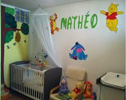 décoration winnie l ourson chambre de bébé decoration chambre bébé winnie l ourson bébé et décoration