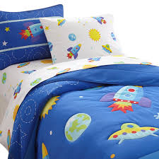 Light Blue Twin Comforter Amazon Com Olive Kids Out Of This World Light Weight Twin