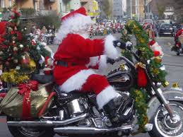 harley davidson santa pictures photos