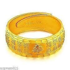 mens golden rings images Mens gold rings ebay JPG