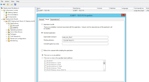 powershell quote list windows running powershell scripts as an application in mdt 2013