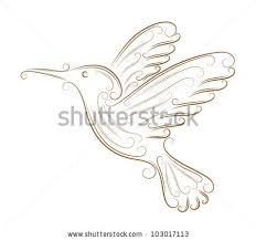 hummingbird silhouette stock images royalty free images u0026 vectors
