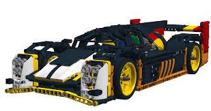 lego porsche 919 porsche 919 hybrid bricksafe