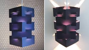 Purple Pendant Light Shade Diy Lamp For Pendant Light Learn How To Make A Lampshade Lantern