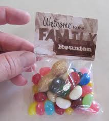 gifts for class reunions party favors equal great family reunion favors