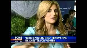 Alison Victoria Kitchen Crashers by Fox5