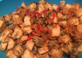 baceman cabe rawit resep tahu cabe garam oleh naidasinna cookpad